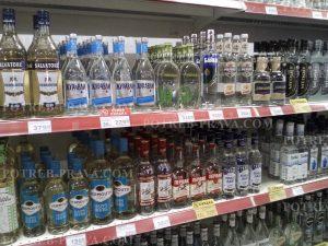 До скольки продают спиртное в новосибирске