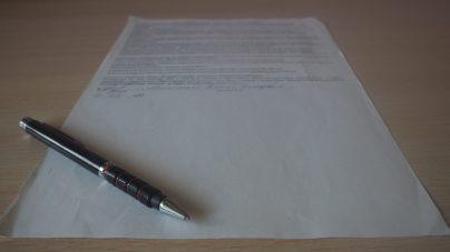 Образцы заявлений в управляющую компанию