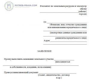 Документы для покупки земельного участка в собственность в 2019 году