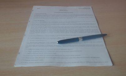 Как составить доверенность на право подписи договоров за директора?