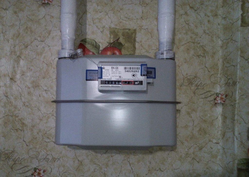 Все об установке газовых счетчиков