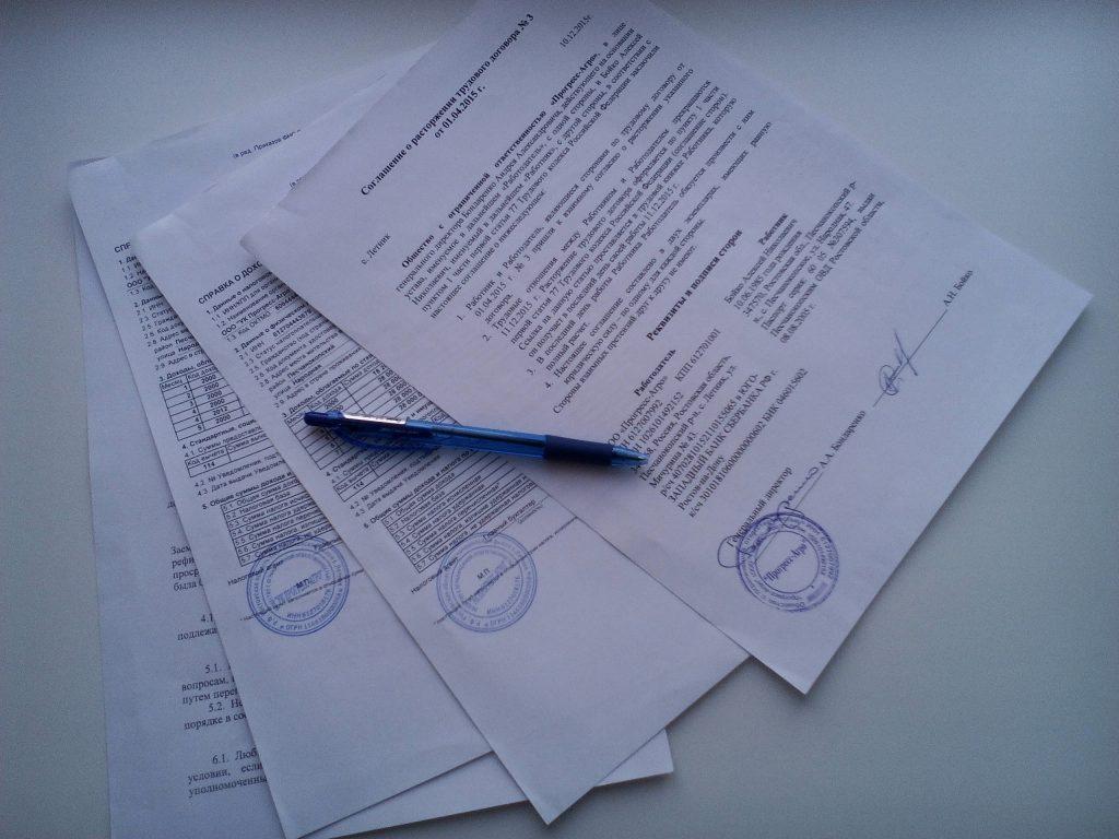 Образец заявления на отпуск с последующим увольнением. Процедура оформления заявления на отпуск с последующим увольнением