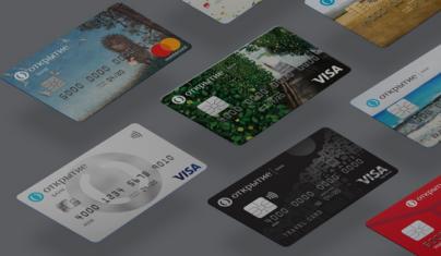 Активация карты банка Открытие